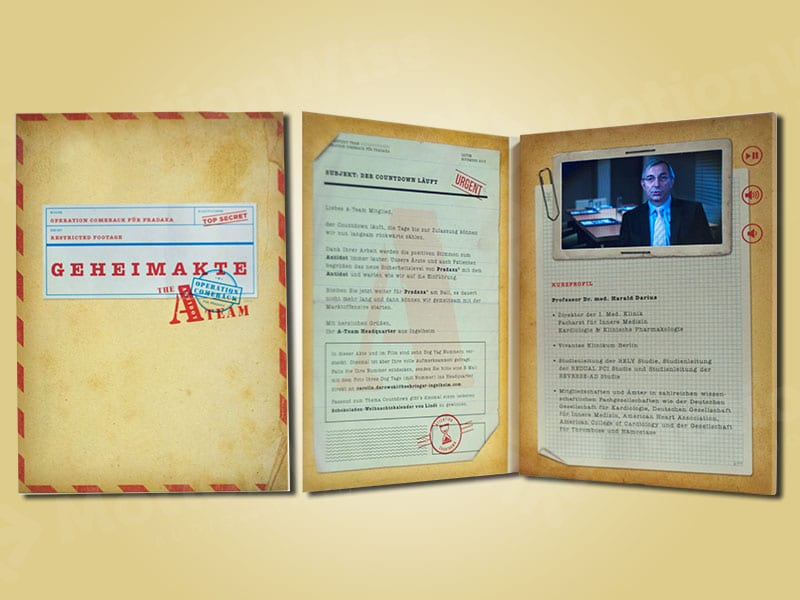Video brochure A-team