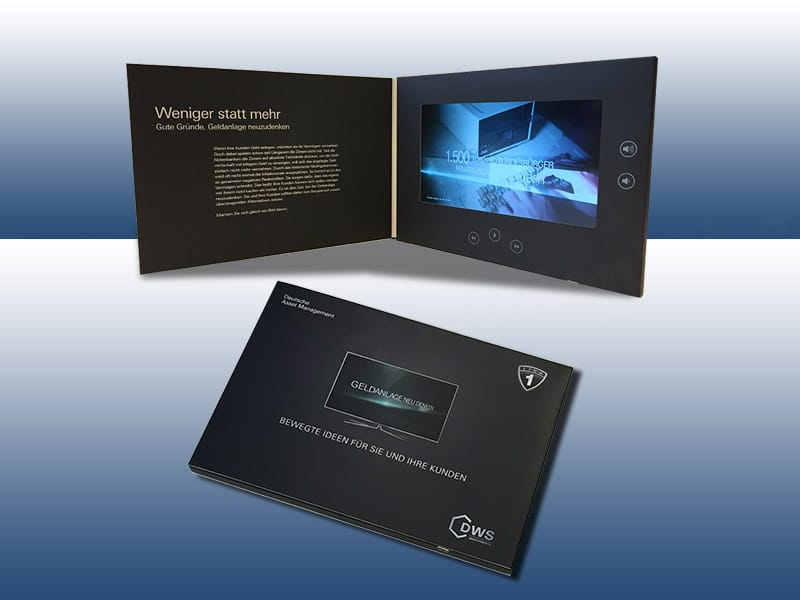 Video brochure Deutsche Bank