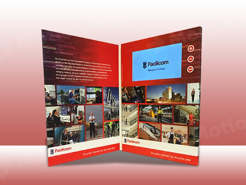 Video brochure Facilicom