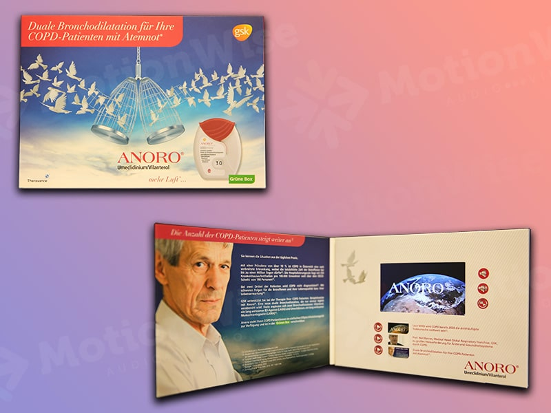 Video brochure GSK