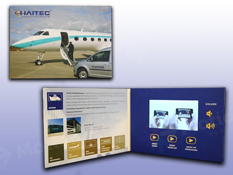 ideo brochure Haitec Maintainance