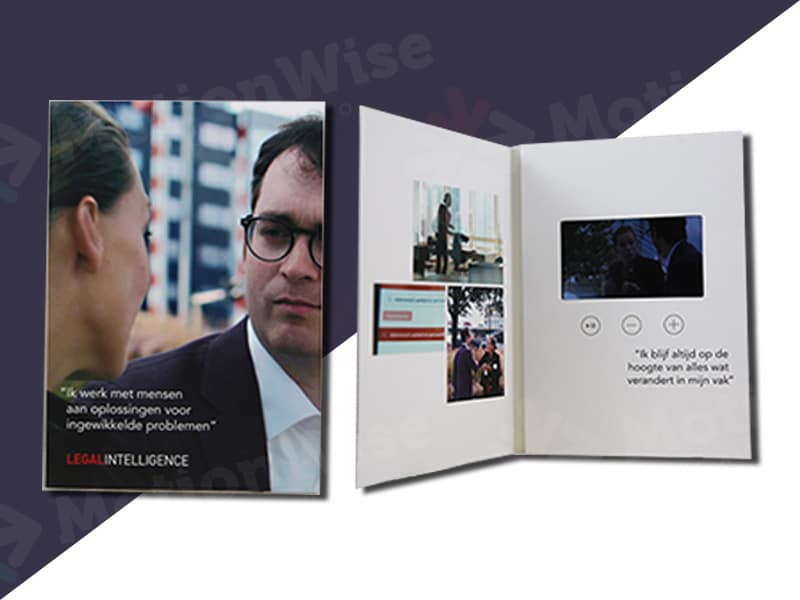 Video brochure Legal intelligence