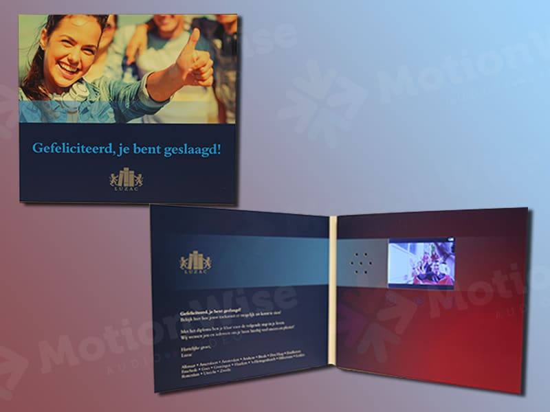 Video brochure Luzac