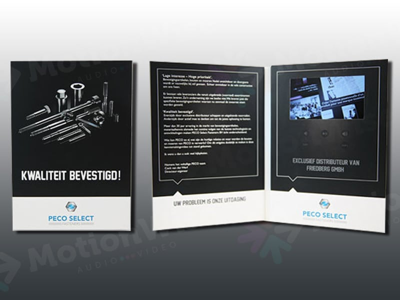 Video brochure Peco select