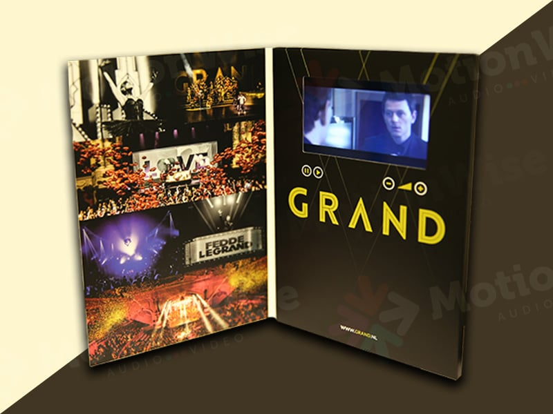 Video brochure RTL Fedde Le Grand