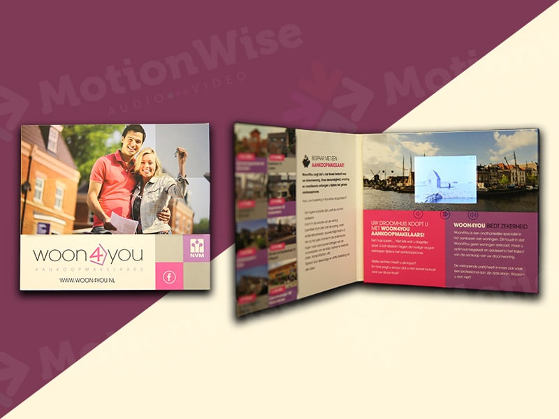 Video brochure Woon4you