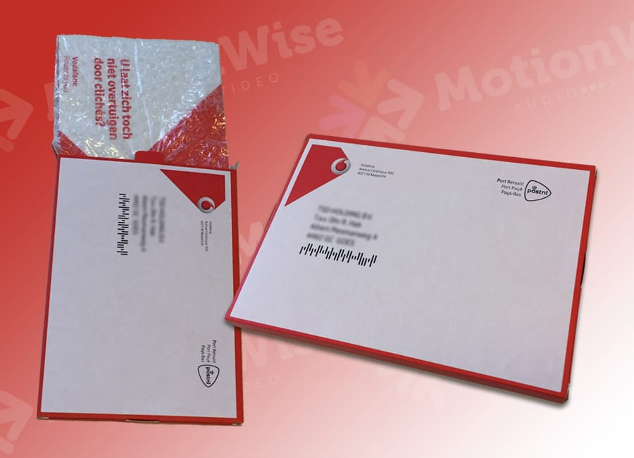 Videomailing Vodafone