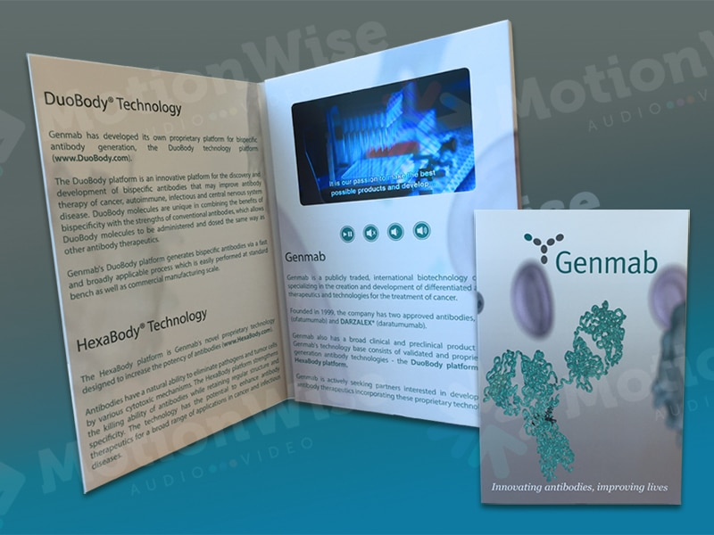 Video Brochure Genmab