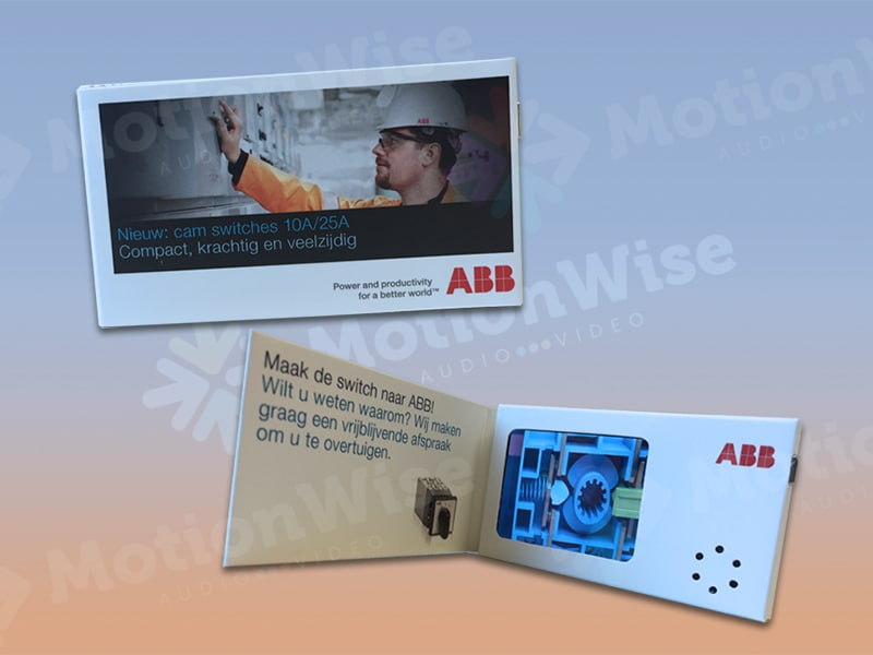 Video Business Card ABB