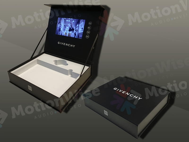 video- box givenchy