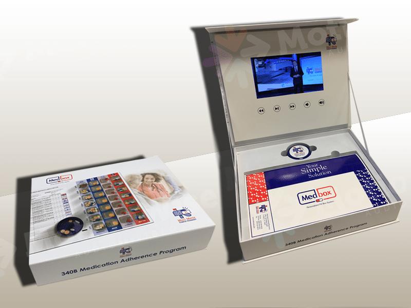 video in box medbox