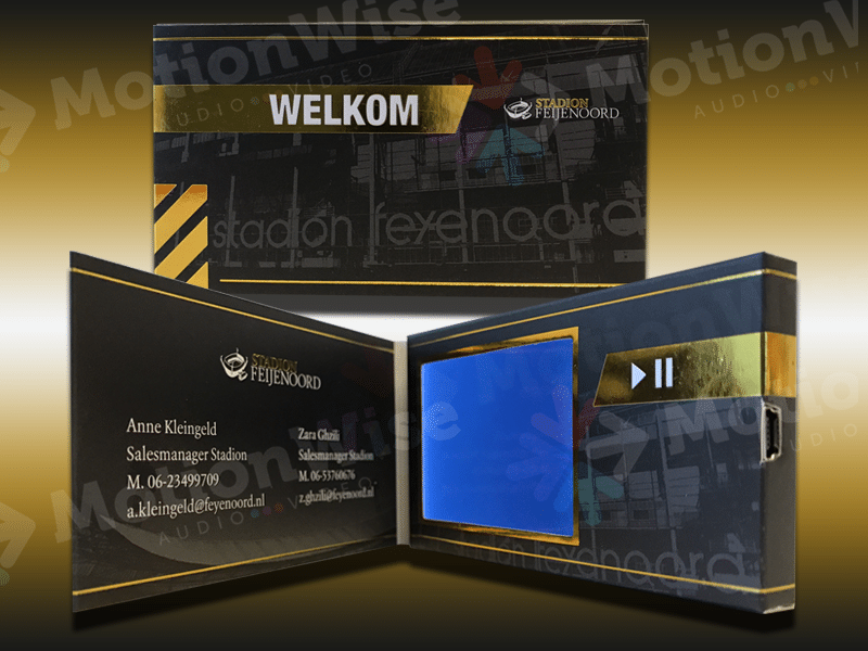 Video Business Card-Feyenoord