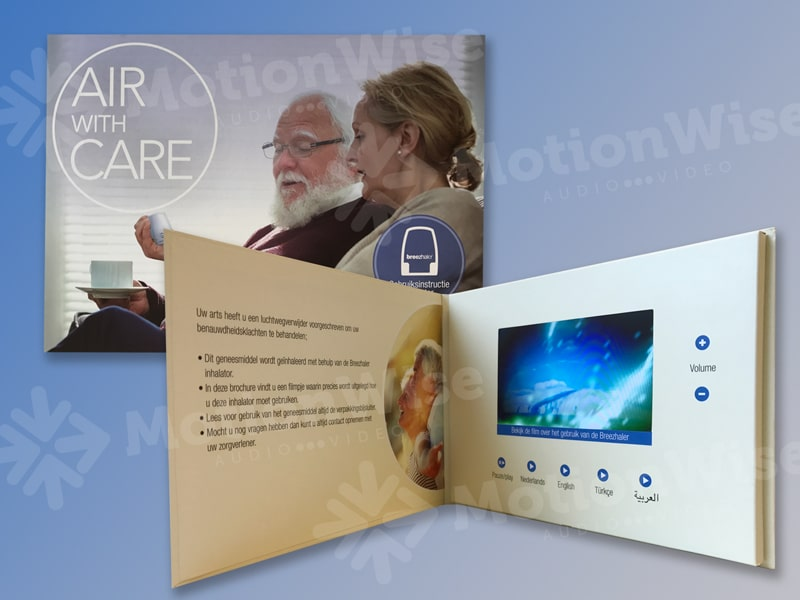 Video Brochure Novartis