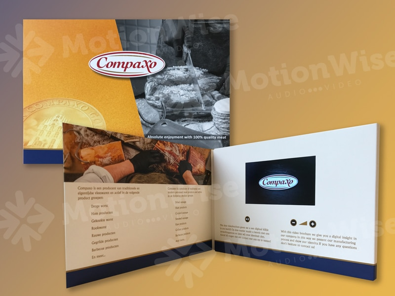 Video Brochure Compaxo