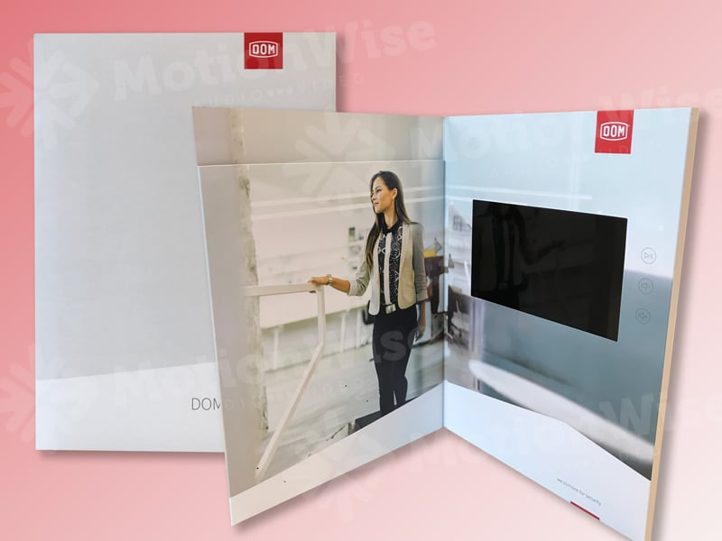 Video Brochure DOM Security