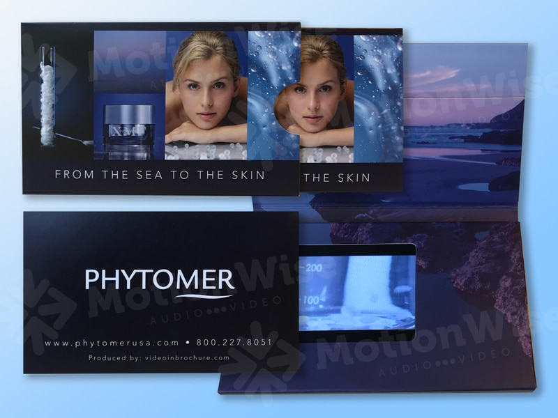 Video Business Card Phytomer